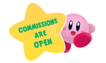 CommissionOpen by water-kirby