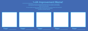 dA Improvement Meme by Peeka13