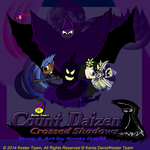 Count Daizen crossed Shadows Cover 1 by CreativeArtist-Kenta