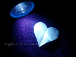 Paper Heart by Fapplephill