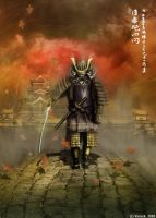 enter of the samurai by vimark