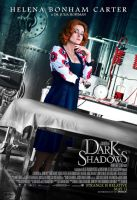 Julia Hoffman - Dark Shadows 2012. by SirKannario