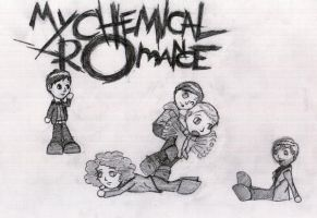 My Chemical Romance by NicolasRaine