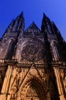 St. Vitus Cathedral by troglow