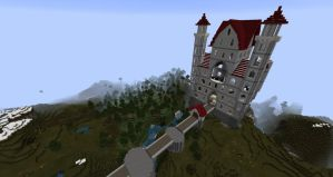 Minecraft Castle (0.4) by 22photo