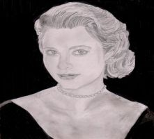 Grace Kelly by twiligthvampire89