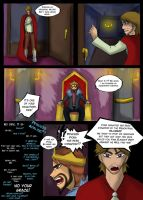 Be Not Afraid - Page 1 by SylarGrimm
