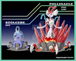 Pollicipes fakemon by PEQUEDARK-VELVET