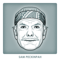 Sam Peckinpah by monsteroftheid