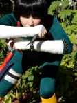 Rock Lee: Ready for You by ImaginEeri