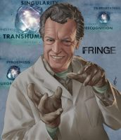 Fringe: Walter Bishop by Darthval