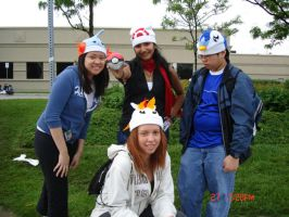 Pokemon Fun at AN07 by Cristophine