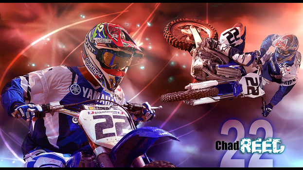 Chad Reed by RedDevil00