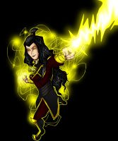 SCR XV - PRINCESS AZULA by What-the-Gaff