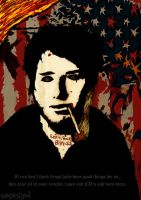 Bill Hicks Tribute by captain-archdandy