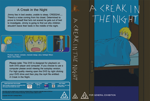A Creak in the Night DVD cover by Sakichii