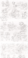 Requests, 2nd Batch! 8D by mightycucumber