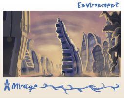 Mirage Environment by spiralstatic13
