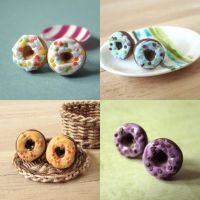 Just some donuts by PetitPlat