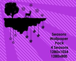 Seasons Wallpaper Pack by moonfreak