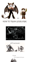 How to train your Erik by gataro