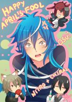 -- Nitro+Chiral April's Fool -- by Kurama-chan