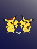 Pikawho by Apjacktex
