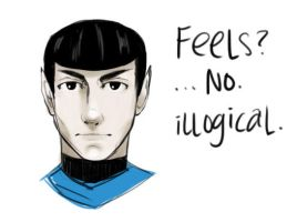 Spock by Narista