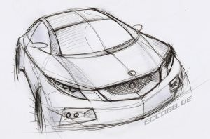 perspective carsketch xy by ecco666