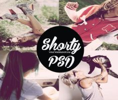 ShortyPSD. by yourmyillusion