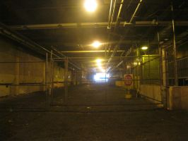 Closed off tunnel by hopper195