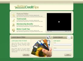 Better Credit Tips by djnick2k