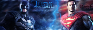 Signature Injustice : Gods Among Us by SuperBrioche