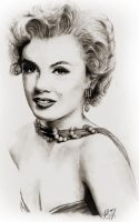 marilyn monroe by raul-duke-05