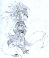 Chibi Titus - request by wolf-skyhigh