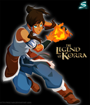 .: Avatar - Legend Of Korra :. by Neee-san