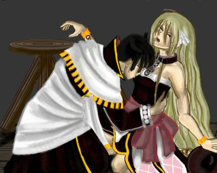 Zeref Returns by ConnellyC113
