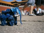 At the Forbidden City by Rahiden