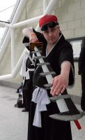 Renji Abarai by MJ-Cosplay