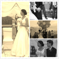 Wedding collage by Laura-in-china