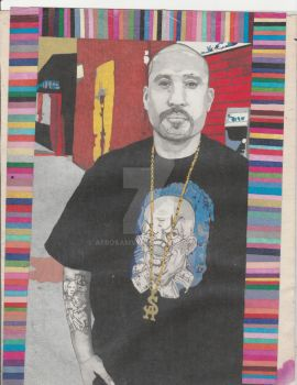 B Real by AfroSamVa