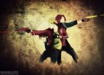 Sing: Brothers with Arms by artonaSTICK