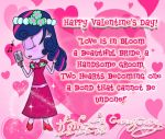 Happy Valentine's Day! - Love Is In Bloom! by GamingGoru