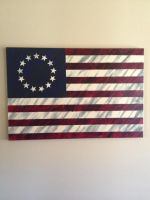 Betsy Ross Flag by SaintRPh