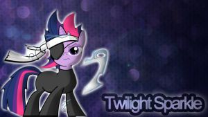 Twilight Sparkle Wallpaper by Noahlankford