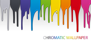 chromatic wallpaper by mat-u