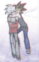 Darkshipping: No Glomping. by ssceles