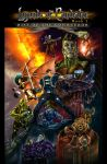 Legends of Candralar Book 1 Cover by Candralar