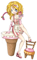 Collab: Candy Shop Cloe by Candy-DanteL
