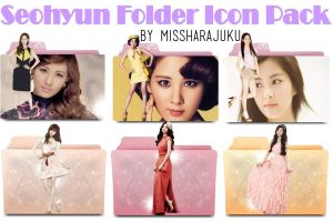Seohyun Folder Icon Pack by Missharajuku